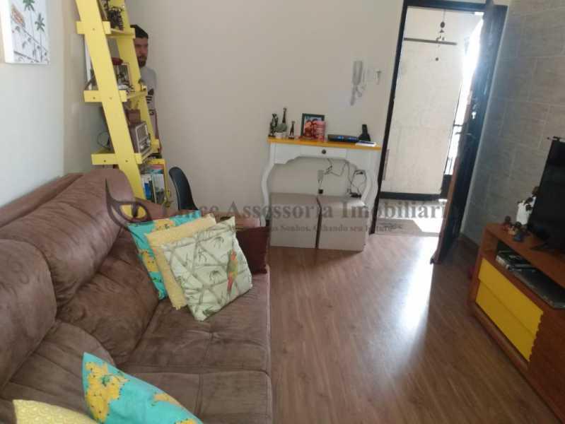 sala1.1 - Apartamento 1 quarto à venda Vila Isabel, Norte,Rio de Janeiro - R$ 190.000 - TAAP10466 - 1