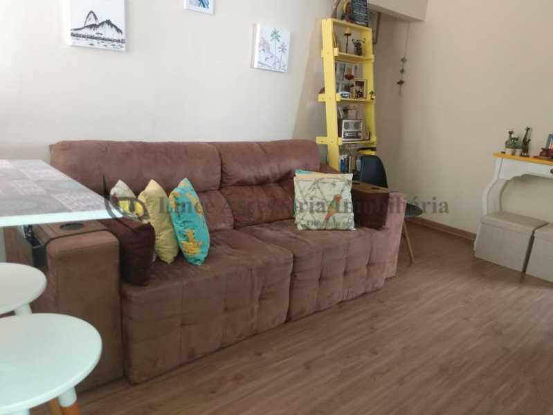 sala1.3 - Apartamento 1 quarto à venda Vila Isabel, Norte,Rio de Janeiro - R$ 190.000 - TAAP10466 - 4