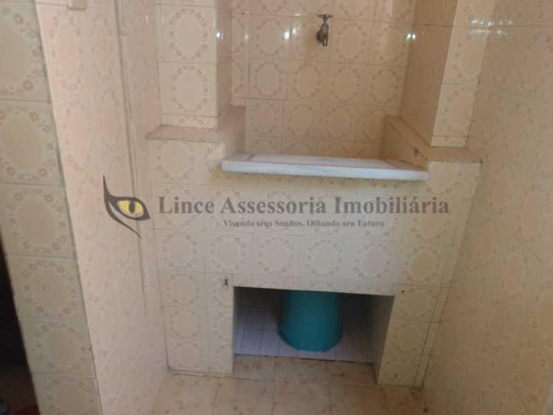 área1.1 - Apartamento 1 quarto à venda Estácio, Norte,Rio de Janeiro - R$ 200.000 - TAAP10467 - 15