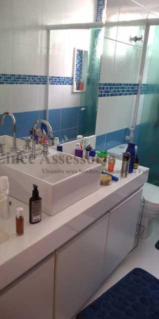 Banheiro - Casa 4 quartos à venda Grajaú, Norte,Rio de Janeiro - R$ 1.220.000 - TACA40073 - 20