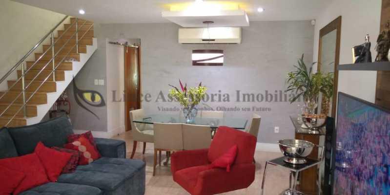 Sala - Casa 4 quartos à venda Grajaú, Norte,Rio de Janeiro - R$ 1.220.000 - TACA40073 - 6