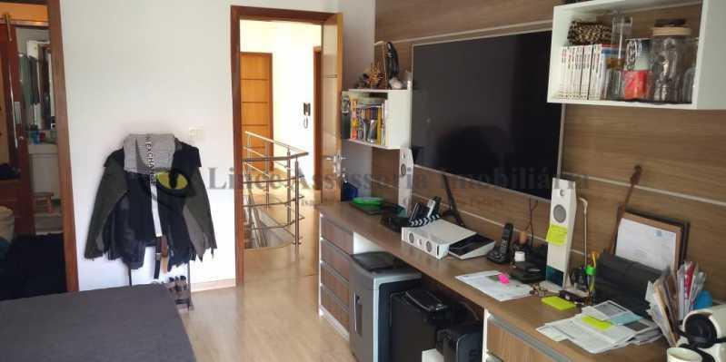 Quarto - Casa 4 quartos à venda Grajaú, Norte,Rio de Janeiro - R$ 1.220.000 - TACA40073 - 15