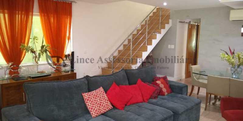 Sala - Casa 4 quartos à venda Grajaú, Norte,Rio de Janeiro - R$ 1.220.000 - TACA40073 - 7