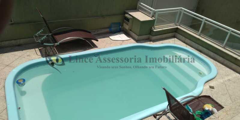 Piscina - Casa 4 quartos à venda Grajaú, Norte,Rio de Janeiro - R$ 1.220.000 - TACA40073 - 24