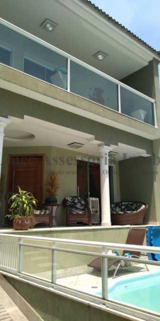 Frante - Casa 4 quartos à venda Grajaú, Norte,Rio de Janeiro - R$ 1.220.000 - TACA40073 - 26