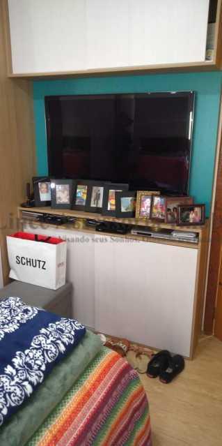 Quarto - Casa 4 quartos à venda Grajaú, Norte,Rio de Janeiro - R$ 1.220.000 - TACA40073 - 14