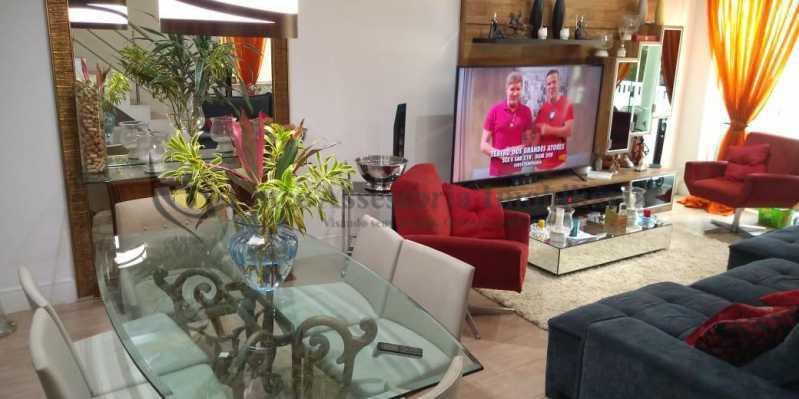 Sala - Casa 4 quartos à venda Grajaú, Norte,Rio de Janeiro - R$ 1.220.000 - TACA40073 - 8
