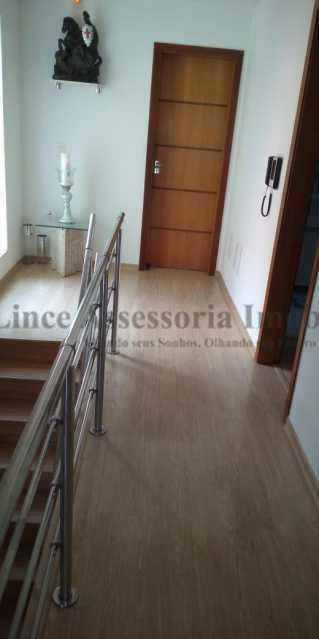 Hall - Casa 4 quartos à venda Grajaú, Norte,Rio de Janeiro - R$ 1.220.000 - TACA40073 - 11