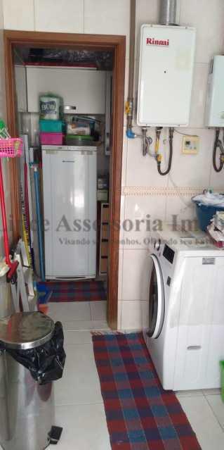 Área - Casa 4 quartos à venda Grajaú, Norte,Rio de Janeiro - R$ 1.220.000 - TACA40073 - 23
