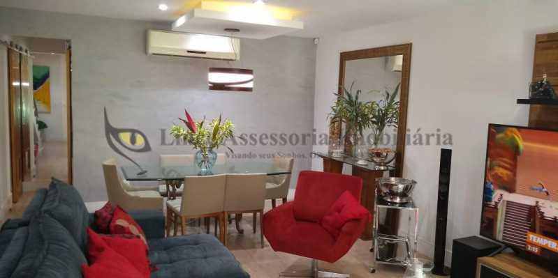 Sala - Casa 4 quartos à venda Grajaú, Norte,Rio de Janeiro - R$ 1.220.000 - TACA40073 - 10