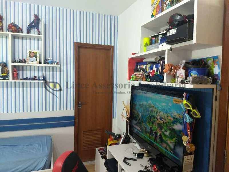 Quarto - Casa 4 quartos à venda Grajaú, Norte,Rio de Janeiro - R$ 1.220.000 - TACA40073 - 17