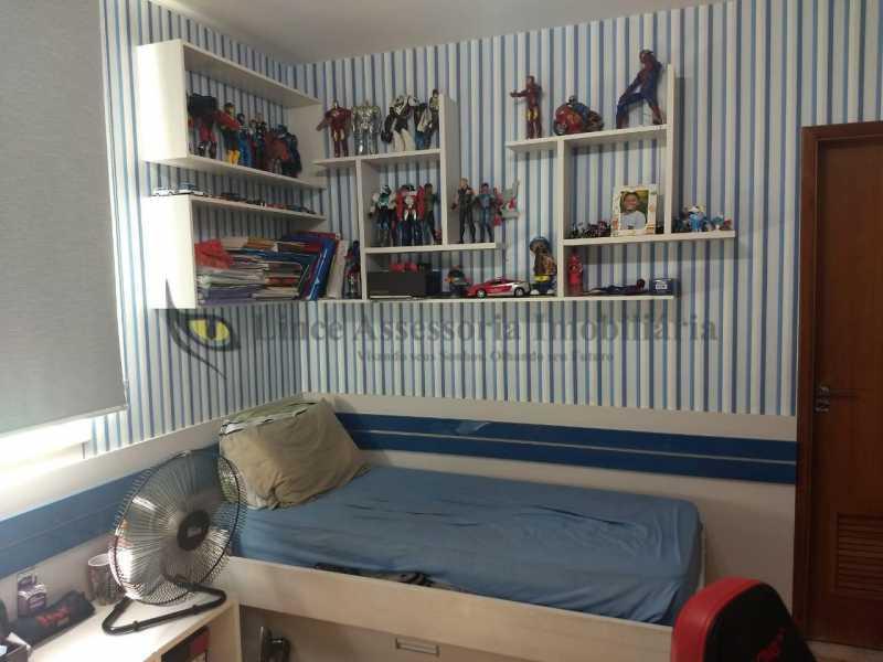 Quarto - Casa 4 quartos à venda Grajaú, Norte,Rio de Janeiro - R$ 1.220.000 - TACA40073 - 18