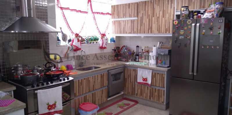 Cozinha - Casa 4 quartos à venda Grajaú, Norte,Rio de Janeiro - R$ 1.220.000 - TACA40073 - 21