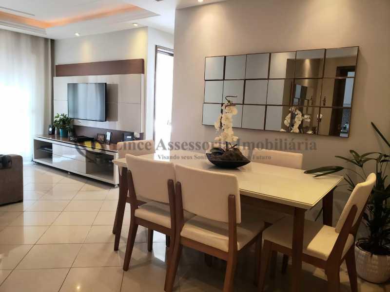 1-sala - Apartamento 2 quartos à venda Lins de Vasconcelos, Norte,Rio de Janeiro - R$ 240.000 - TAAP22387 - 1