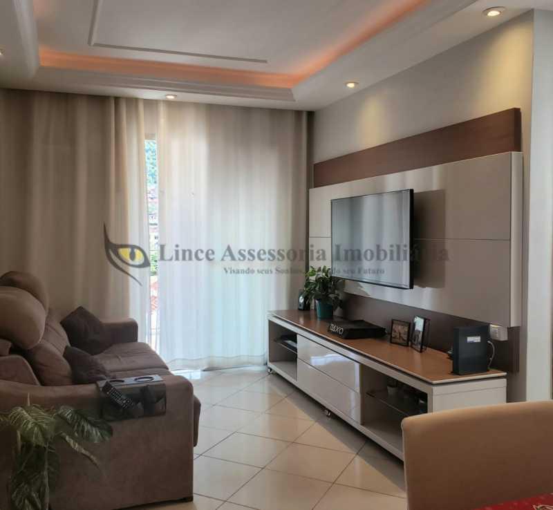 2-sala-1 - Apartamento 2 quartos à venda Lins de Vasconcelos, Norte,Rio de Janeiro - R$ 240.000 - TAAP22387 - 3