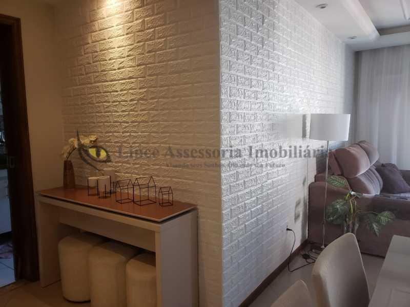 3-sala-1.2 - Apartamento 2 quartos à venda Lins de Vasconcelos, Norte,Rio de Janeiro - R$ 240.000 - TAAP22387 - 4