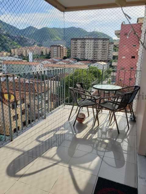 5-varanda - Apartamento 2 quartos à venda Lins de Vasconcelos, Norte,Rio de Janeiro - R$ 240.000 - TAAP22387 - 6