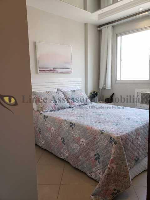 7-quarto-1.1 - Apartamento 2 quartos à venda Lins de Vasconcelos, Norte,Rio de Janeiro - R$ 240.000 - TAAP22387 - 8