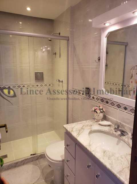 8-banheiro social - Apartamento 2 quartos à venda Lins de Vasconcelos, Norte,Rio de Janeiro - R$ 240.000 - TAAP22387 - 9