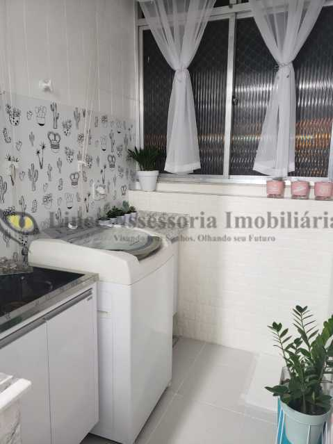 11-área de serviço - Apartamento 2 quartos à venda Lins de Vasconcelos, Norte,Rio de Janeiro - R$ 240.000 - TAAP22387 - 13