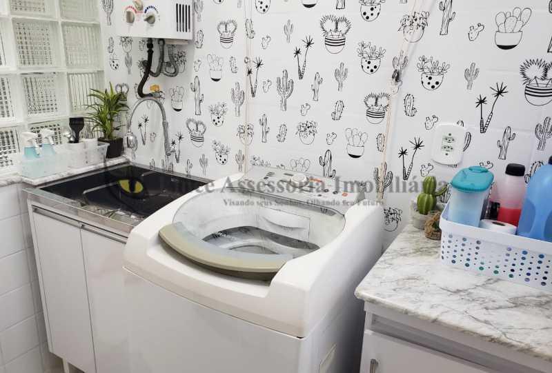 12-área de serviço-1 - Apartamento 2 quartos à venda Lins de Vasconcelos, Norte,Rio de Janeiro - R$ 240.000 - TAAP22387 - 14
