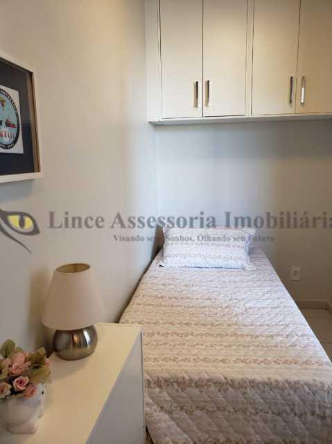 12-quarto de empregada - Apartamento 2 quartos à venda Lins de Vasconcelos, Norte,Rio de Janeiro - R$ 240.000 - TAAP22387 - 15