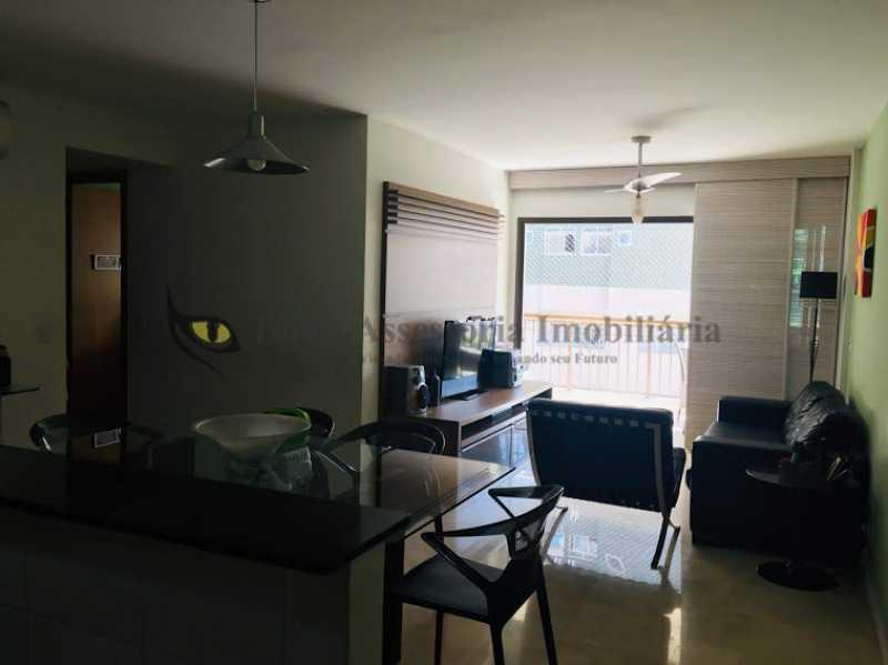 01 - Apartamento 4 quartos à venda Tijuca, Norte,Rio de Janeiro - R$ 1.299.000 - TAAP40183 - 1