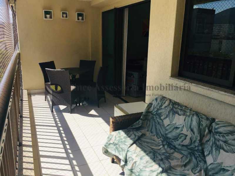 04 - Apartamento 4 quartos à venda Tijuca, Norte,Rio de Janeiro - R$ 1.299.000 - TAAP40183 - 5