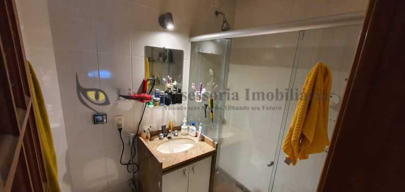 Banheiro - Apartamento 1 quarto à venda Maracanã, Norte,Rio de Janeiro - R$ 345.000 - TAAP10469 - 7