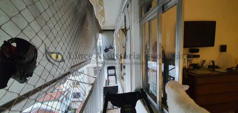 Varanda - Apartamento 1 quarto à venda Maracanã, Norte,Rio de Janeiro - R$ 345.000 - TAAP10469 - 15