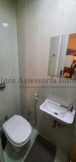 Banheiro de Serviço - Apartamento 1 quarto à venda Maracanã, Norte,Rio de Janeiro - R$ 345.000 - TAAP10469 - 11