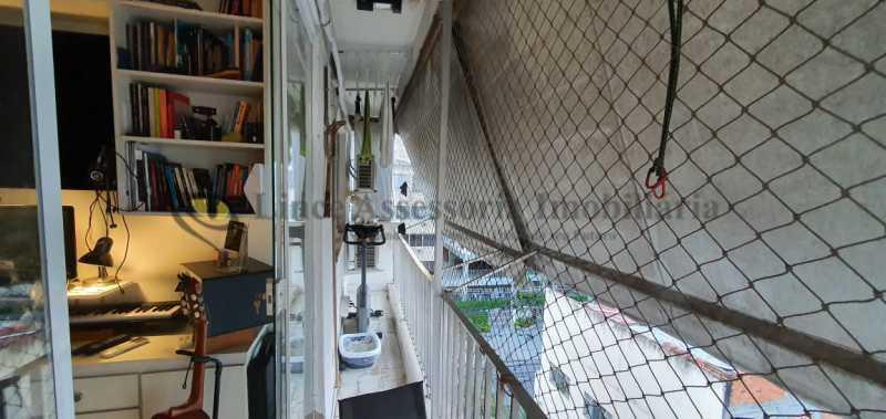 Varanda - Apartamento 1 quarto à venda Maracanã, Norte,Rio de Janeiro - R$ 345.000 - TAAP10469 - 16