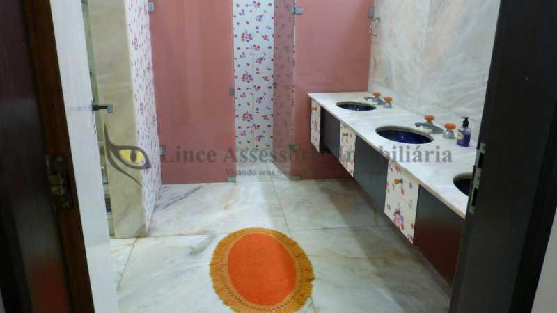 19 Banheiro social - Apartamento 3 quartos à venda Ipanema, Sul,Rio de Janeiro - R$ 11.200.000 - TAAP31348 - 20