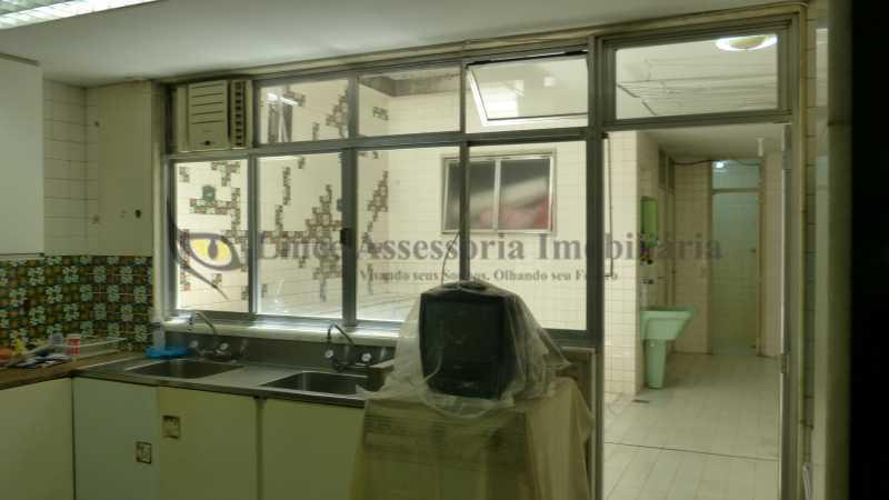 27 Cozinha  e lavanderia - Apartamento 3 quartos à venda Ipanema, Sul,Rio de Janeiro - R$ 11.200.000 - TAAP31348 - 28