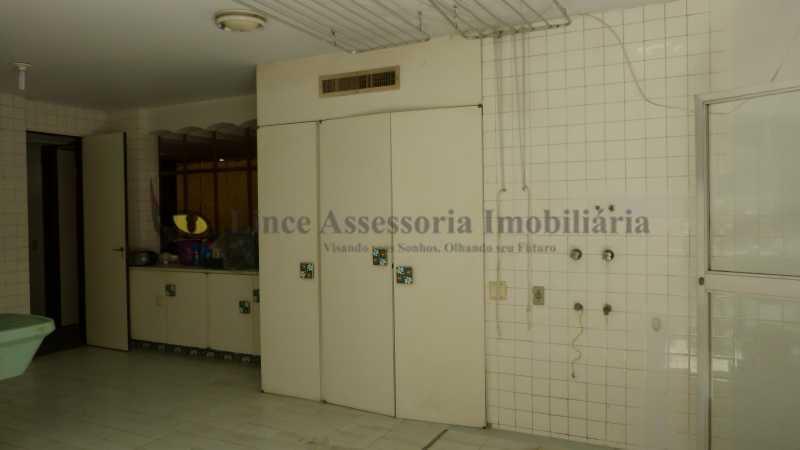 29 lavanderia - Apartamento 3 quartos à venda Ipanema, Sul,Rio de Janeiro - R$ 11.200.000 - TAAP31348 - 30