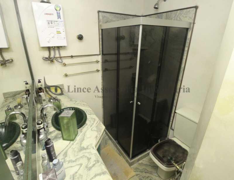 Banheiro - Apartamento 4 quartos à venda Tijuca, Norte,Rio de Janeiro - R$ 800.000 - TAAP40184 - 16
