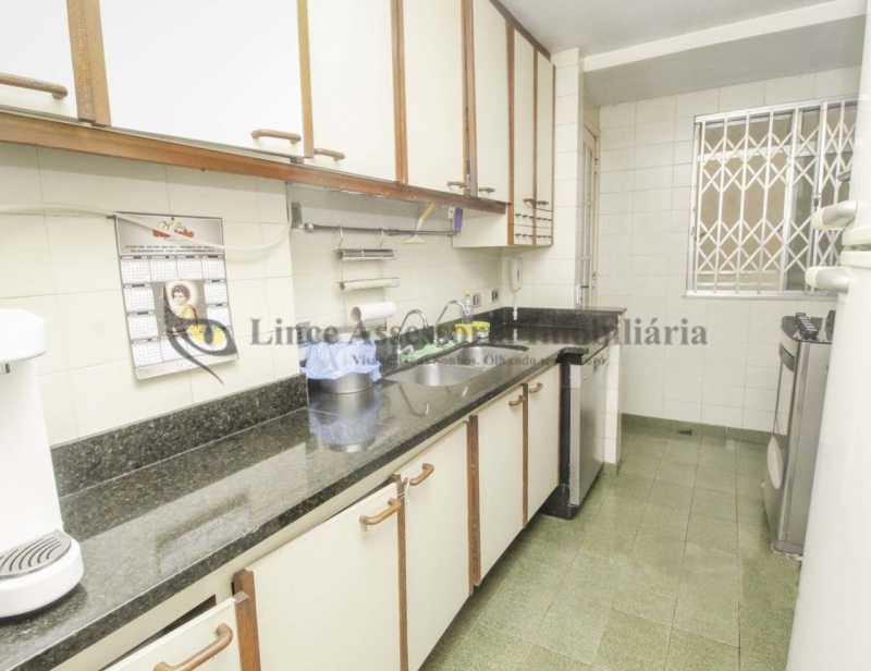 Cozinha - Apartamento 4 quartos à venda Tijuca, Norte,Rio de Janeiro - R$ 800.000 - TAAP40184 - 19