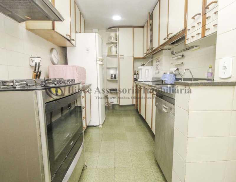 Cozinha - Apartamento 4 quartos à venda Tijuca, Norte,Rio de Janeiro - R$ 800.000 - TAAP40184 - 20