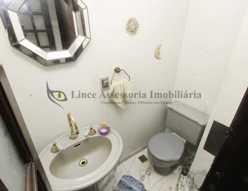 Banheiro - Apartamento 4 quartos à venda Tijuca, Norte,Rio de Janeiro - R$ 800.000 - TAAP40184 - 18