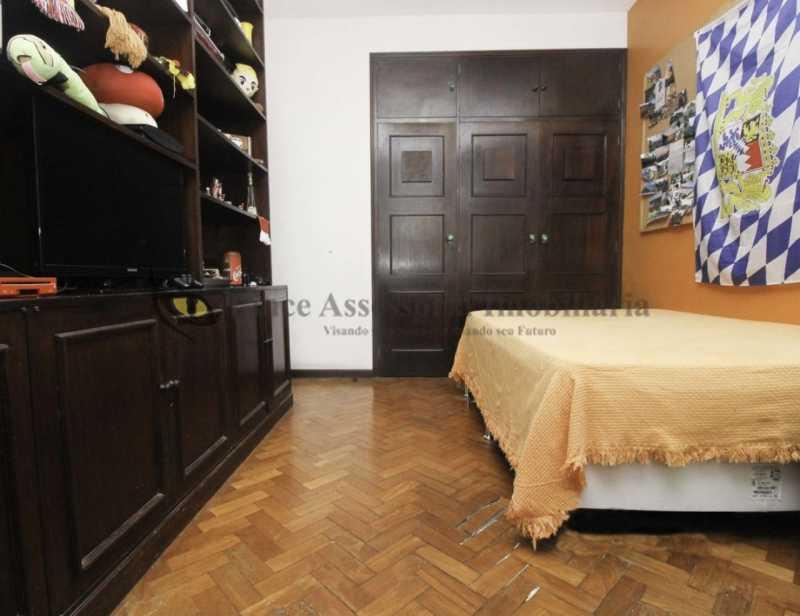 Quarto - Apartamento 4 quartos à venda Tijuca, Norte,Rio de Janeiro - R$ 800.000 - TAAP40184 - 14