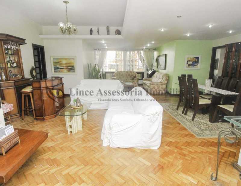 Sala - Apartamento 4 quartos à venda Tijuca, Norte,Rio de Janeiro - R$ 800.000 - TAAP40184 - 4
