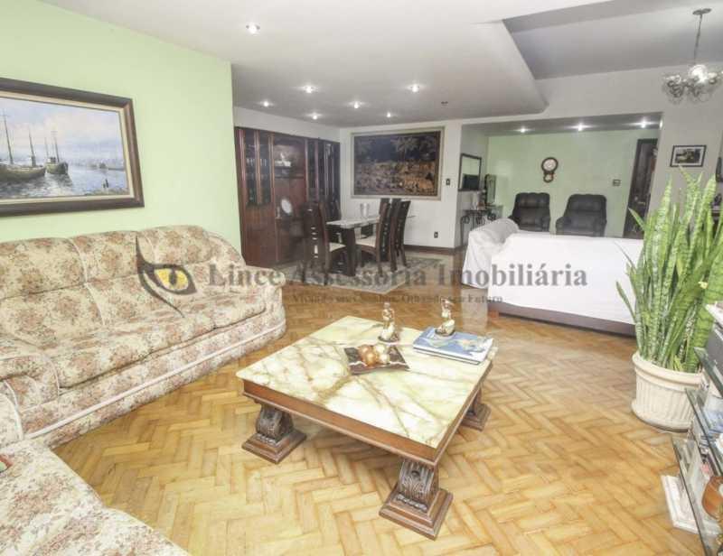 Sala - Apartamento 4 quartos à venda Tijuca, Norte,Rio de Janeiro - R$ 800.000 - TAAP40184 - 1