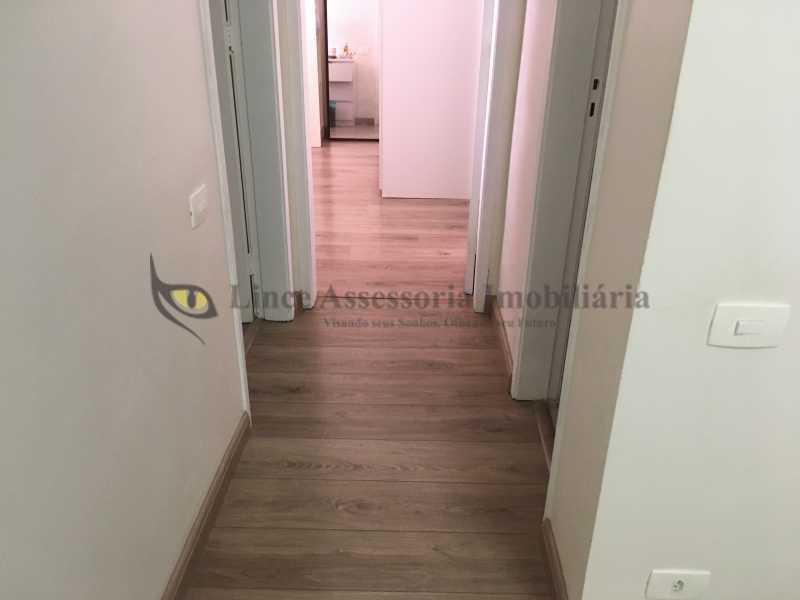 12 Circulação - Apartamento 2 quartos à venda Estácio, Norte,Rio de Janeiro - R$ 550.000 - TAAP22393 - 11