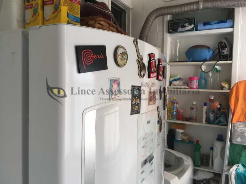24 Área - Apartamento 2 quartos à venda Estácio, Norte,Rio de Janeiro - R$ 550.000 - TAAP22393 - 27