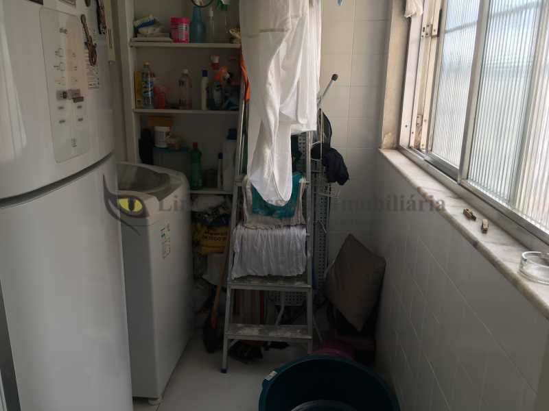 26 Área - Apartamento 2 quartos à venda Estácio, Norte,Rio de Janeiro - R$ 550.000 - TAAP22393 - 28