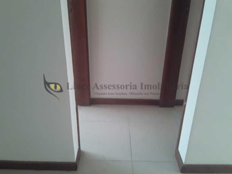 corredor para os quartos - Apartamento 2 quartos à venda Méier, Norte,Rio de Janeiro - R$ 330.000 - TAAP22394 - 27