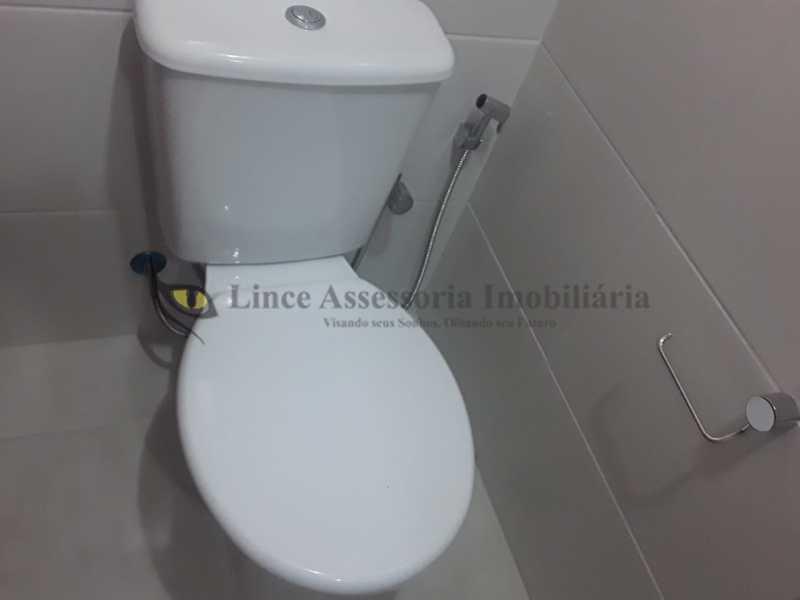 banheiro social foto2 - Apartamento 2 quartos à venda Méier, Norte,Rio de Janeiro - R$ 330.000 - TAAP22394 - 28