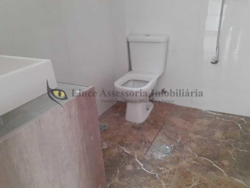 banheiro social - Apartamento 2 quartos à venda São Cristóvão, Norte,Rio de Janeiro - R$ 370.000 - TAAP22395 - 11