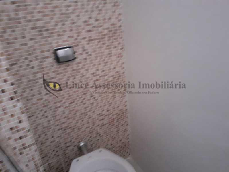 banheirode serviço - Apartamento 2 quartos à venda São Cristóvão, Norte,Rio de Janeiro - R$ 370.000 - TAAP22395 - 12