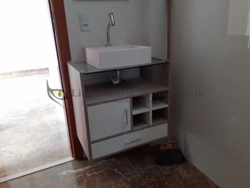 banheiro social1.1 - Apartamento 2 quartos à venda São Cristóvão, Norte,Rio de Janeiro - R$ 370.000 - TAAP22395 - 13